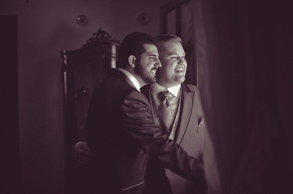 Mariano y Alex